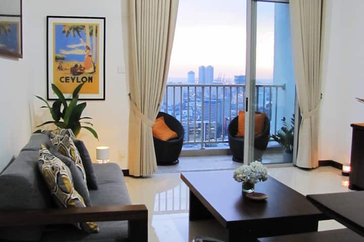 Colombo Lights -Luxury One Bedroom Apartment