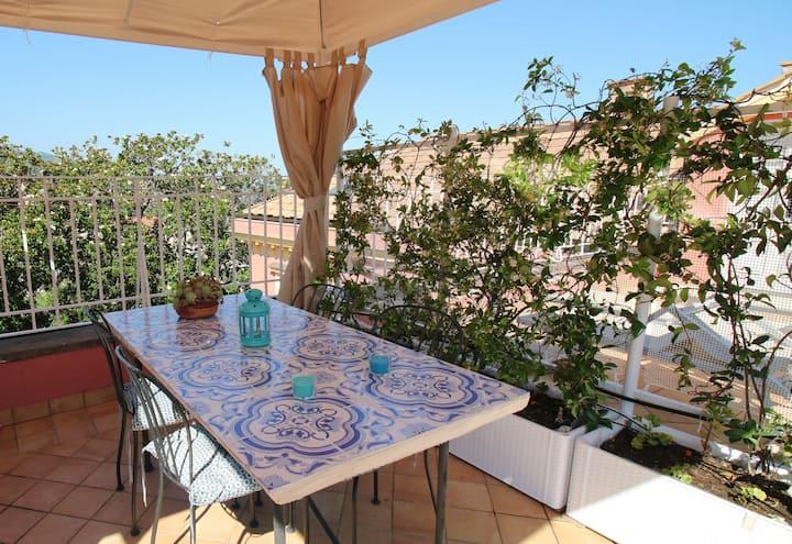 Casa vacanza Terrazza La Carlia