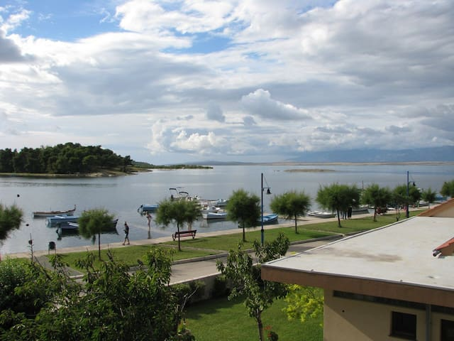 ANASTAZIJA  looking to the sea - NIN - Apartament