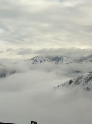 cloud city - Lehi