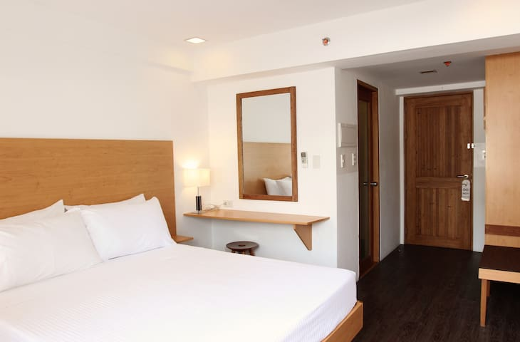 BRBlock Boutique & residences- Deluxe room
