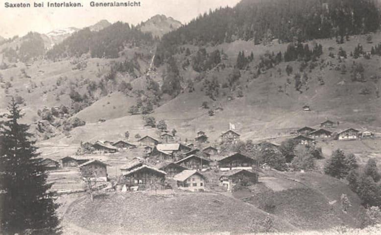 300 Year vYntage Chalet, Interlaken, REFURBISHED!