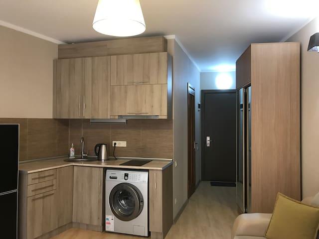 Family friendly studio