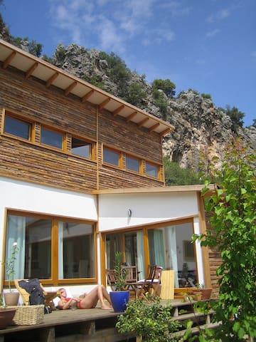Charming chalet,near of Antalya - Akdamlar Köyü - Casa