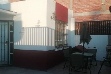 Tu casa y tranquilidad en Aguascalientes