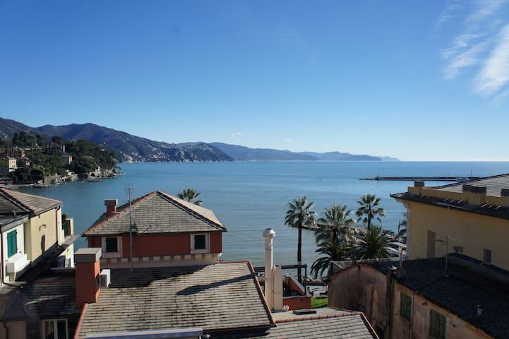 UNA TERRAZZA SUL MARE... - Santa Margherita Ligure - Lakás