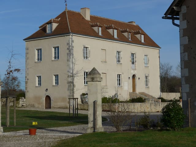 Le Prieuré de Loups - B&B - Saint-Michel-en-Brenne - Bed & Breakfast