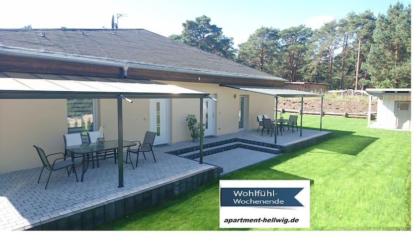 Ferienwohnung Hellwig - Wendisch Rietz - Apartment