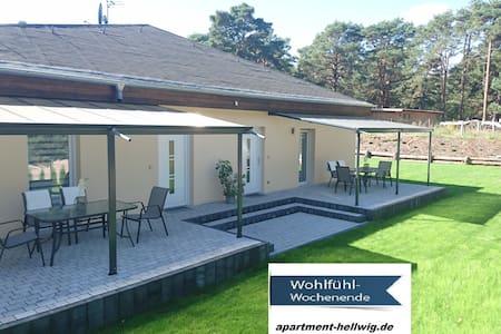 Ferienwohnung Hellwig - Wendisch Rietz