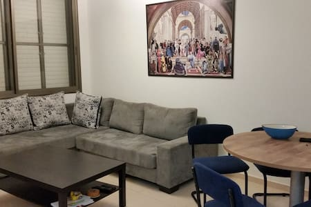 NEW & Refurbished 2BR Apt @ Herzeliya City Center - Herzliya