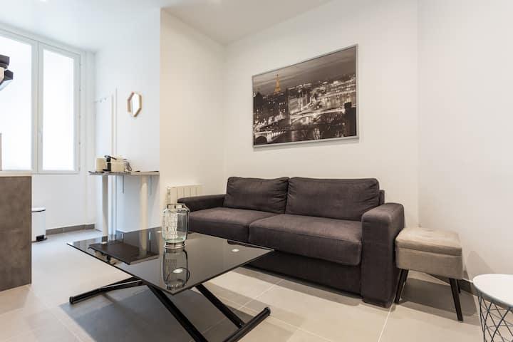 Magnifique appartement - 2P - Batignolles/Pigalle
