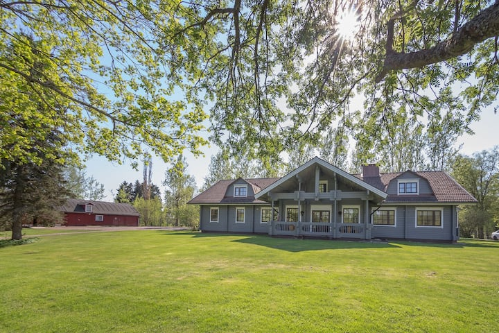 Villa Koskenäyräs