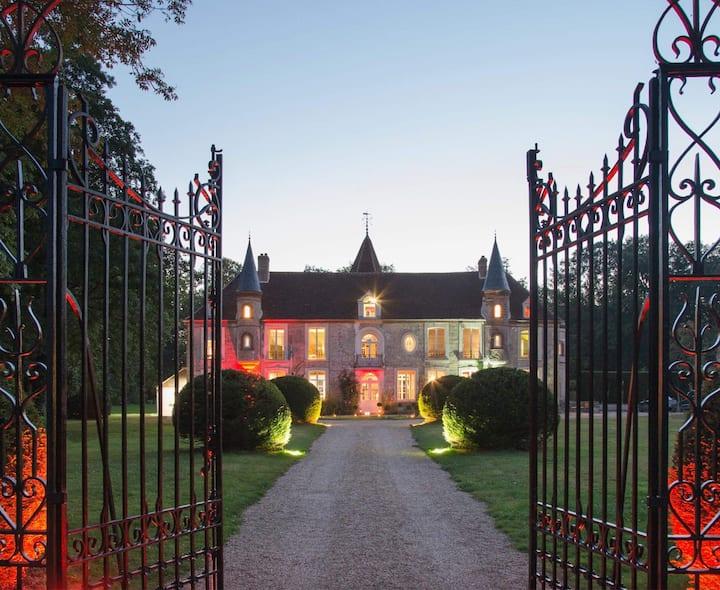 NEW : Château de Rozoy-Bellevalle