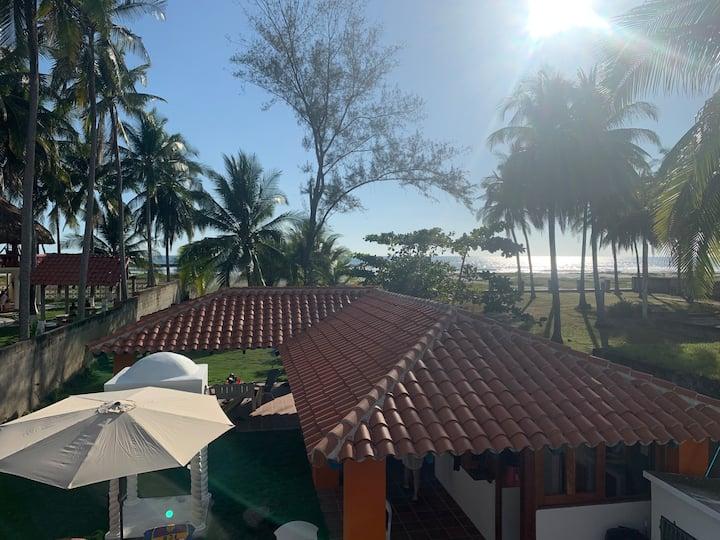 Casa completa frente a la playa en Costa del Sol