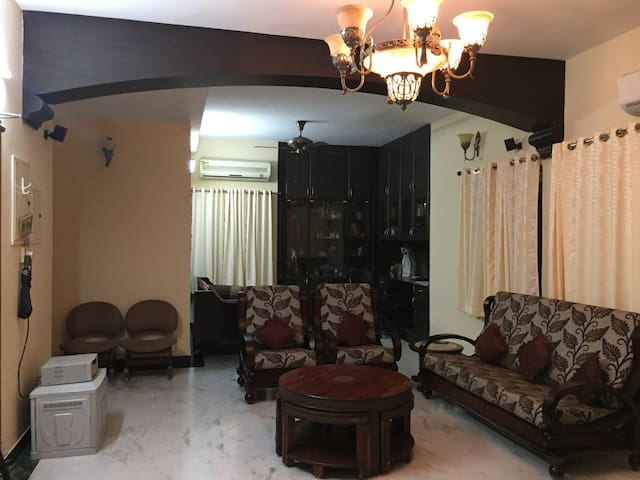 PURNA HOSPITALITY SERVICES Royapettah - Chennai - Appartement
