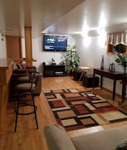 Beautiful Full Living Space in Midway Airport Area - Chicago - Rumah