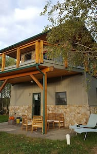Modern firetower chalet with majestic views - Bloomsburg - Chalet