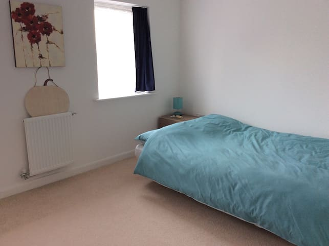 Single/double room in a house - Dartford - Huis