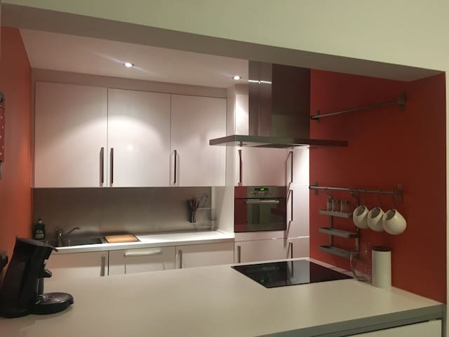 Pretty & Cosy apartment - Uccle - Appartement