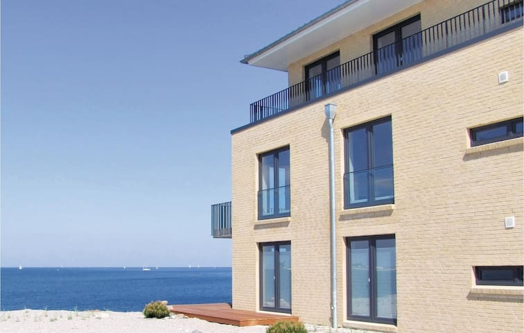 Holiday apartment with 2 bedrooms on 90m² in OstseeResort Olpenitz