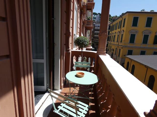 Balcone salotto