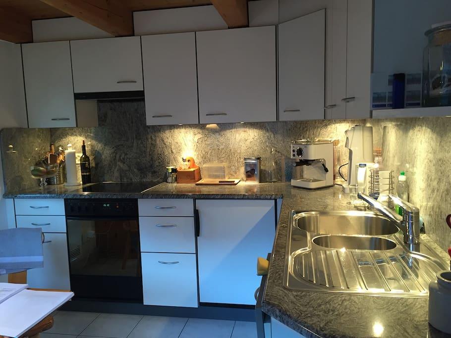 Küche 1