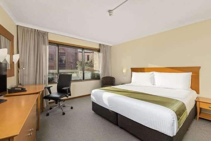 Exclusive Double Superior Double Bed At The Rocks/Circular Quay