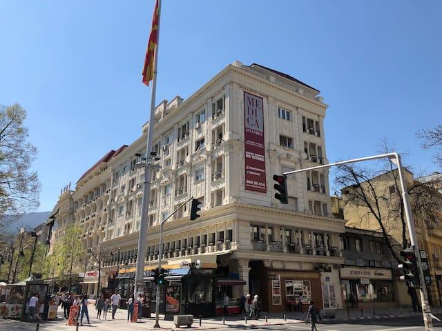 Center Apartments Skopje