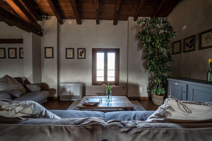 Appartamento Carpino nelle colline del Prosecco