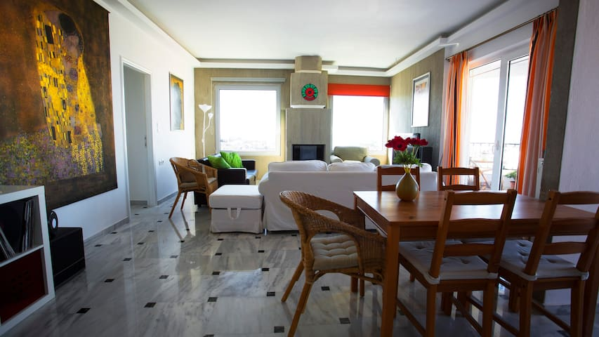 SPECIAL OFFER for 2persons, Excellent Spot & View! - Réthimno