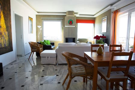 SPECIAL OFFER for 2persons, Excellent Spot & View! - Rethymno