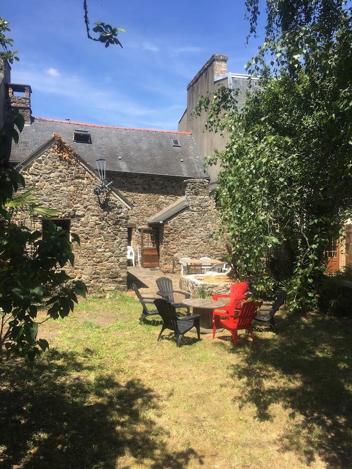 Maison Bretonne  du  XVIIè siècle