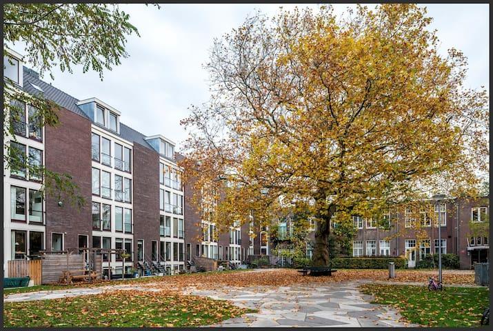 *** Charming groundfloor city centre apartment *** - Amsterdam - Flat