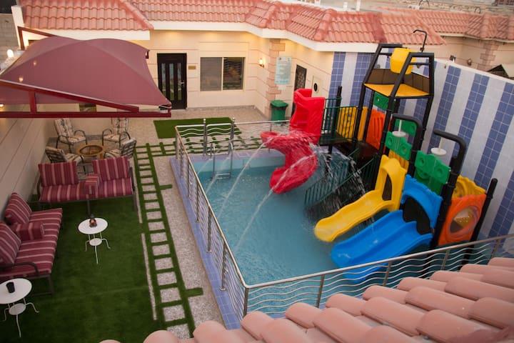 DareenChalets 2-Aquapark- شاليهات دارين 2