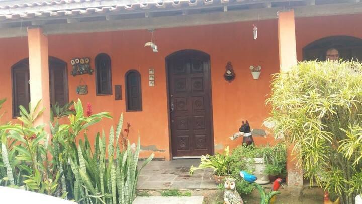 Casa à 200 metros da praia do Barbudo, Araruama.