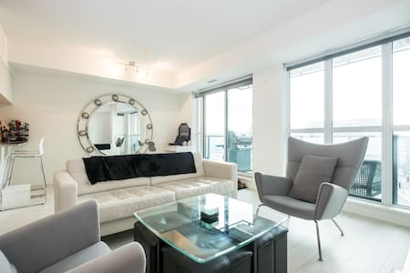 Spectacular Open Concept 1 Bedroom Condo Balc/View - Toronto