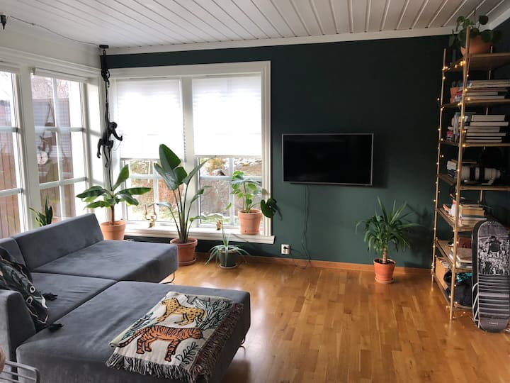 Private bedroom in shared apartment
