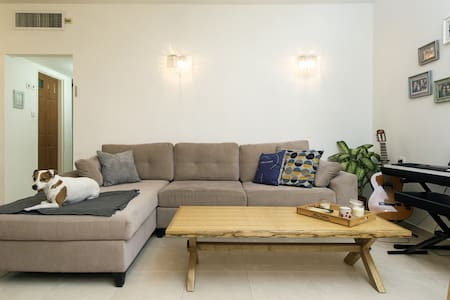Worm & Cozy Home in the Center of Israel - Holon - 公寓