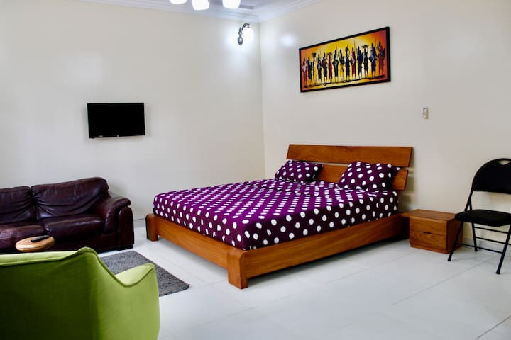 Cute STUDIO apartment in Dakar