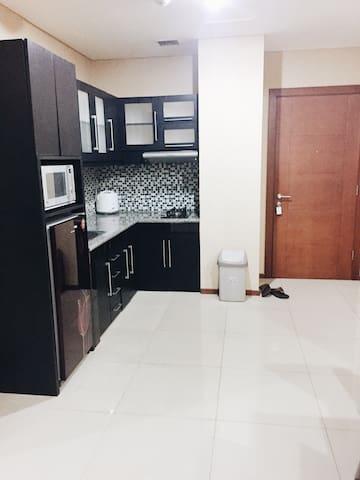2 bedroom Apart Loc Central JKT - Central Jakarta - Leilighet