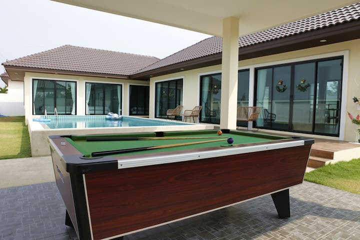 Sweet Pool House