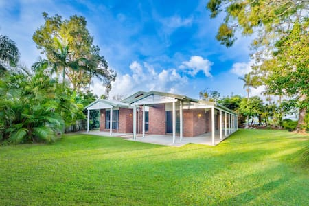 Spacious, executive, tropical home. - Shoal Point - Ev