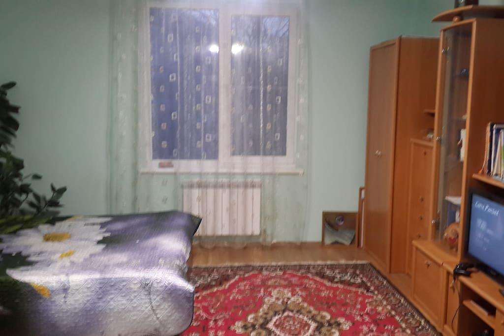 самая большая спальная в доме