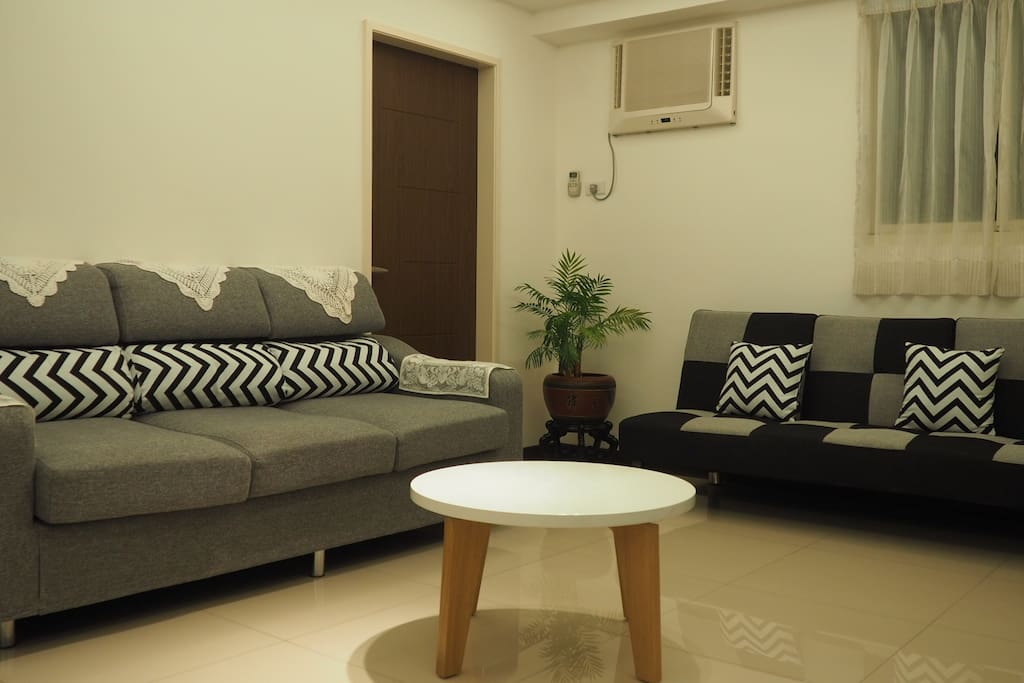 寬敞舒適的客廳 Spacious and comfortable living room