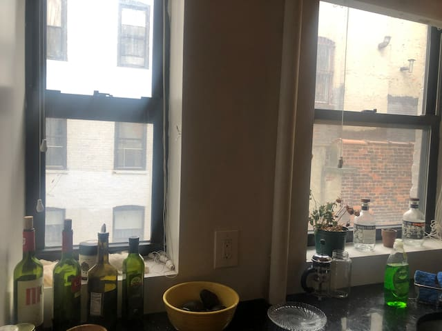 very clean apt. in alphabet city (sublet only)