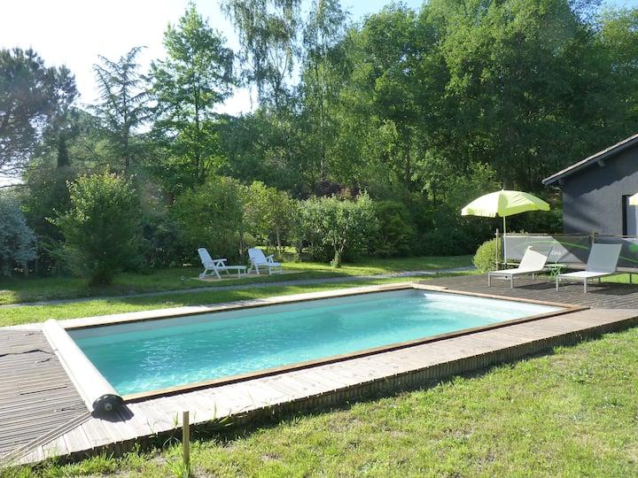 A l'heure d'été - Maison cosy proche de Sauternes