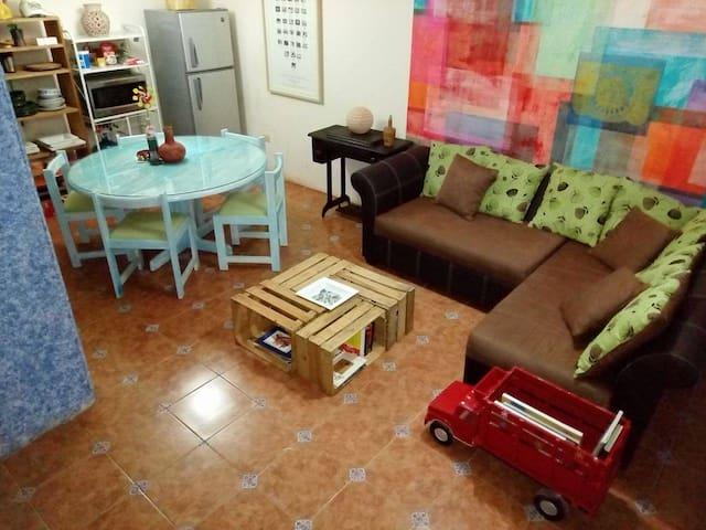 Casa de los murales San Jacinto Amilpas, Oaxaca - San Jacinto Amilpas - Apartment