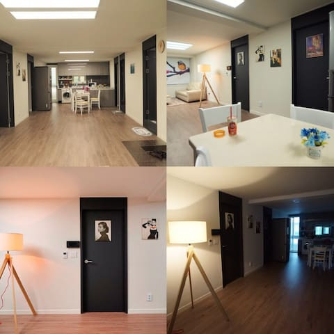 #103 Entire very Spacious House for Big Group