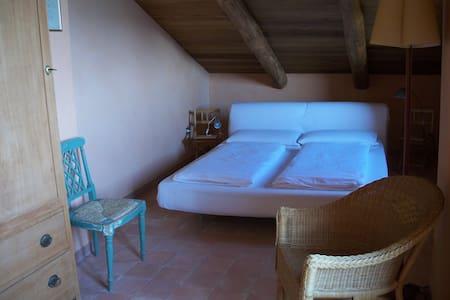 Belle camere con vista panoramica - Tortorella - Bed & Breakfast