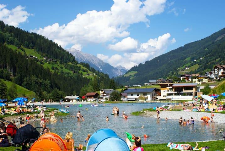 Seeblick-Paznaun - See - Lägenhet
